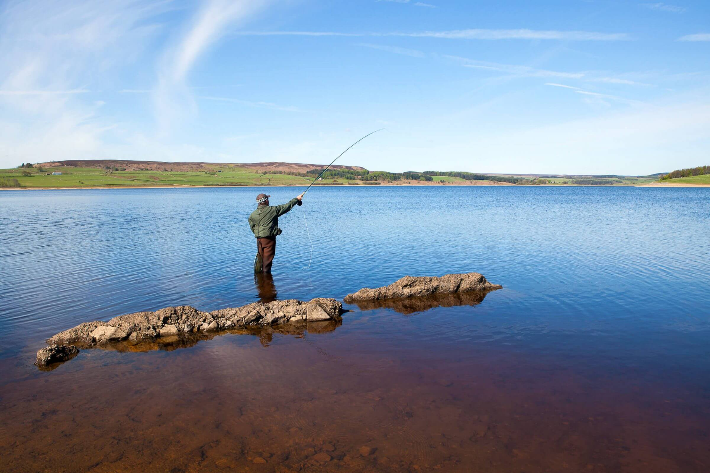 Experience Fishing   Waterside Parks